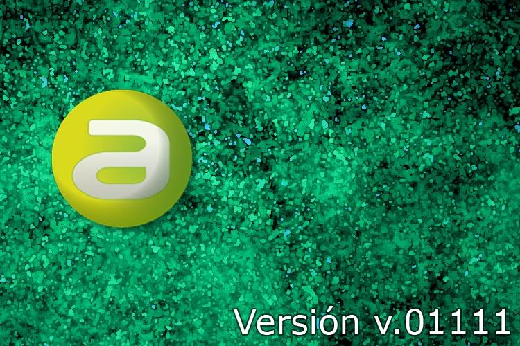 Nueva versión v.01111 SOFTalvet